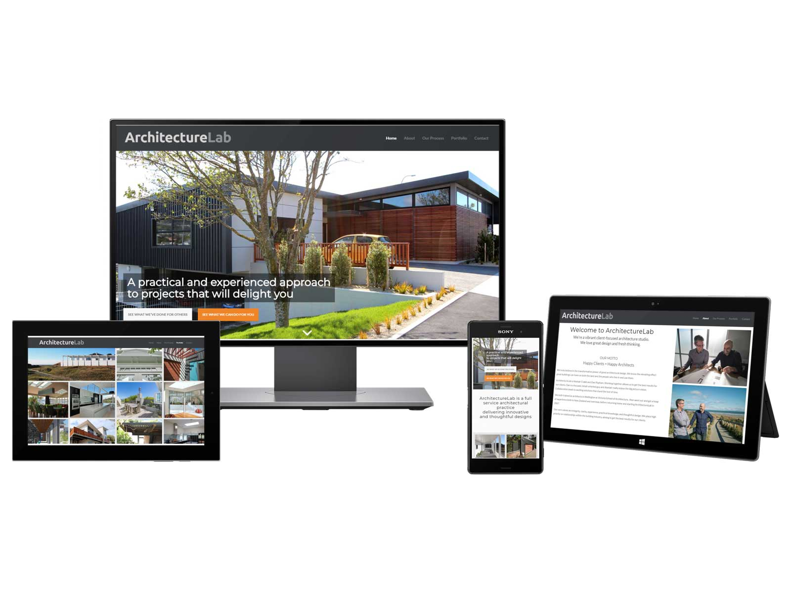 Web-Design-for-Wellington-Architects-Help-Me-Net