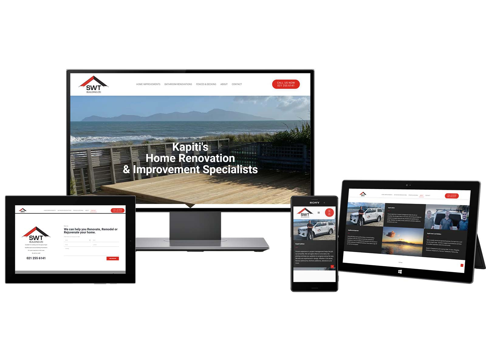 Kapiti-Web-Design-NZ-Local-Builders---SWT-Building-