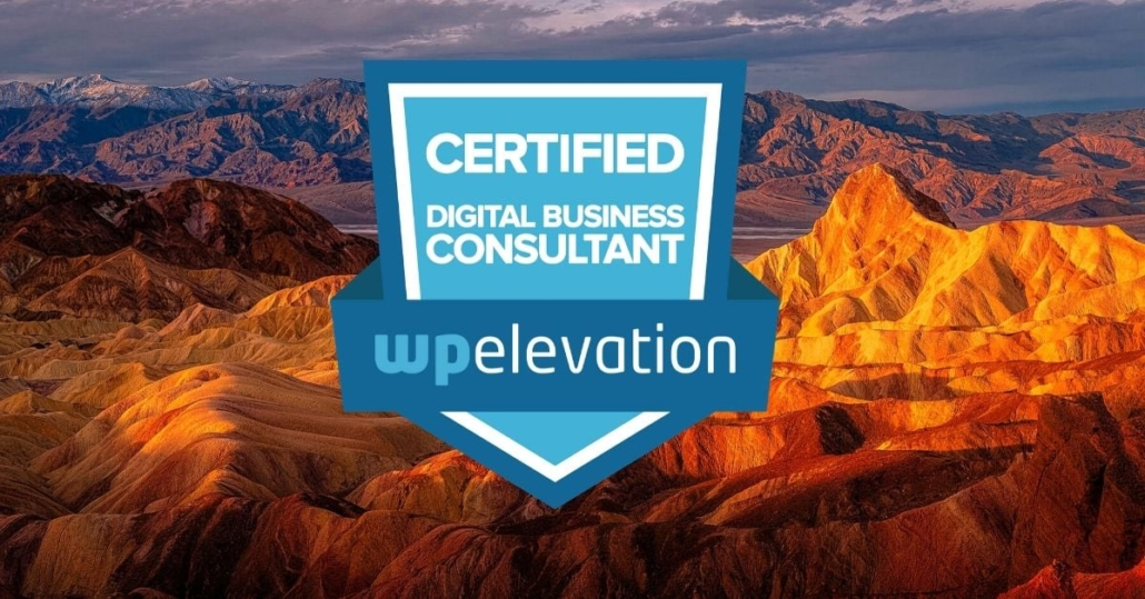 WP Elevation Digital Business Consultant Help Me Net NZ